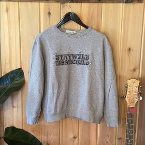 House of Skye Stay Wild Moon child sweater